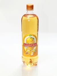 Напиток середнегазированный лимонад - вкус дества 1л.