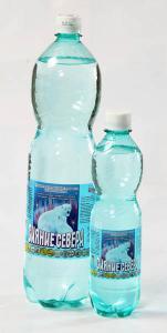 Природная минеральная лечебно-столовая вода «Сияние Севера» Обладает целебным эффектом. Вода средней минерализации (5,5-8,0 г/дм5) относится к разряду лечебно-столовых. Добывается с глубины 92 метра из скважины, находящейся в курортной зоне санатория «Сосновка». Ее регулярное употребление благоприятно влияет на опорнодвигательный аппарат, способствует выведению шлаков из организма, способствует снижению лишнего веса. Благодаря наличию сульфатов, хлоридов, гидрокарбонатов, а также калия, магния, натрия вода оказывает лечебный эффект при целом ряде заболеваний органов пищеварения. Вода разливается в ПЭТ бутылки емкостью 0,5 и 1,5 литра.